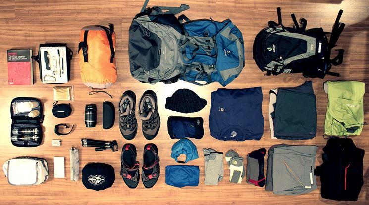 9322f57093 Come preparare lo zaino per fare Trekking - Alcuni utili consigli ...